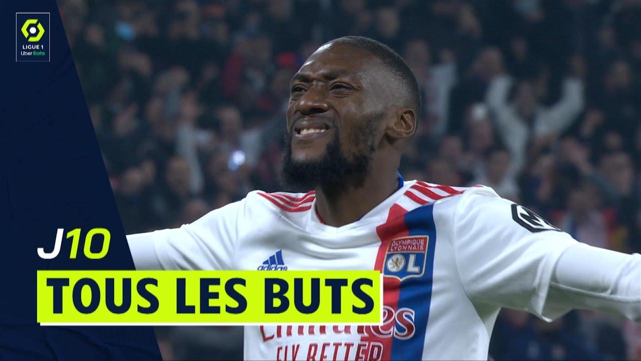 Download Tous les buts de la 10ème journée - Ligue 1 Uber Eats / 2021/2022