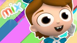 Best Sailor Songs Ever! Songs for Kids, Nursery Rhymes | The Children's Kingdom