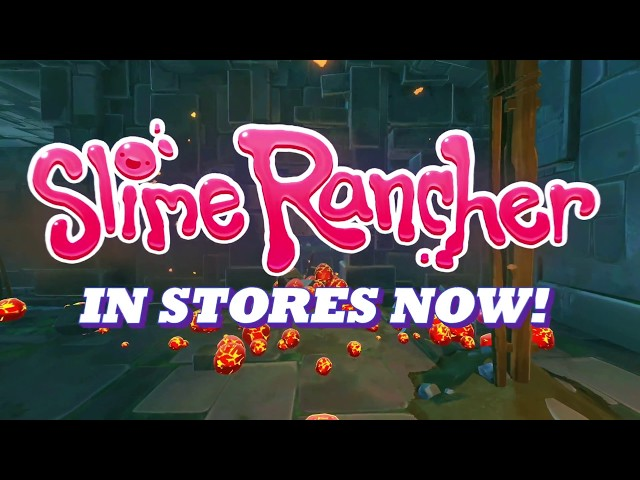 Slime Rancher Now Available on PS4, Xbox One | Slime Rancher