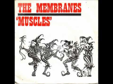 """The Membranes - """"Muscles EP"""" (1981)"""