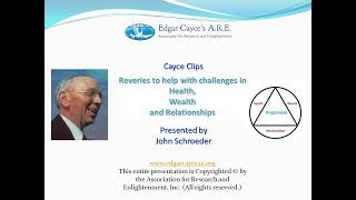 Cayce Clips Encouragement Videos