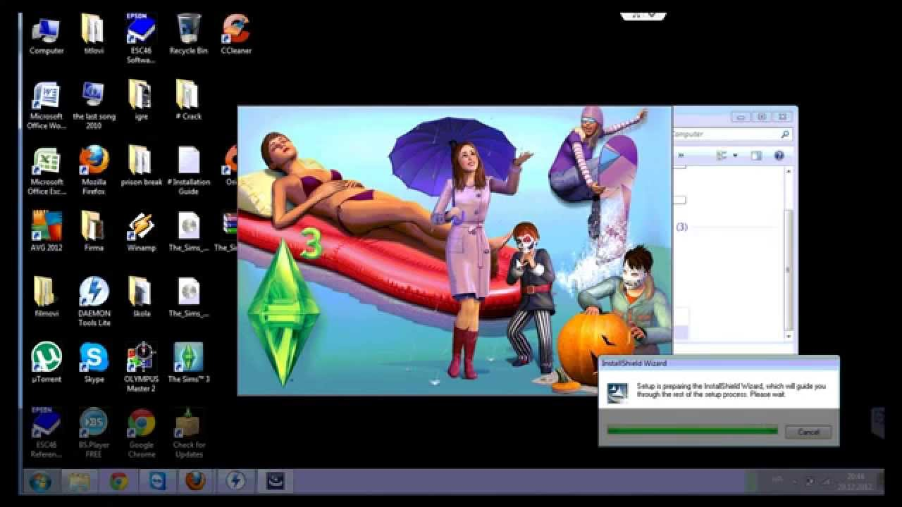 how to fix problem with sims 3 serial keys include youtube