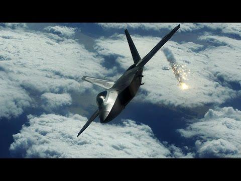 SAVAŞ UÇAKLARI:  F- 22 Raptor