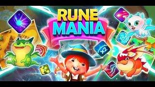 Rune Mania - Những viên đá cổ