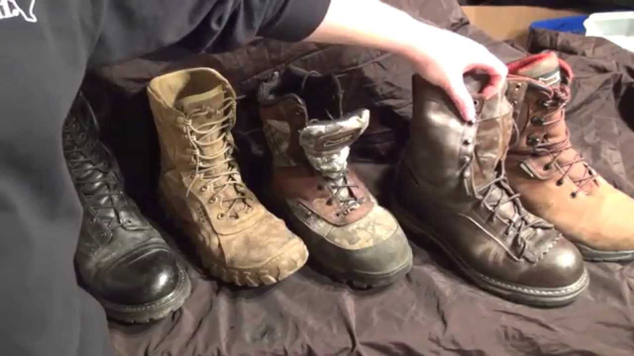 ROCKY BOOTS REVIEW: Good & Bad - YouTube