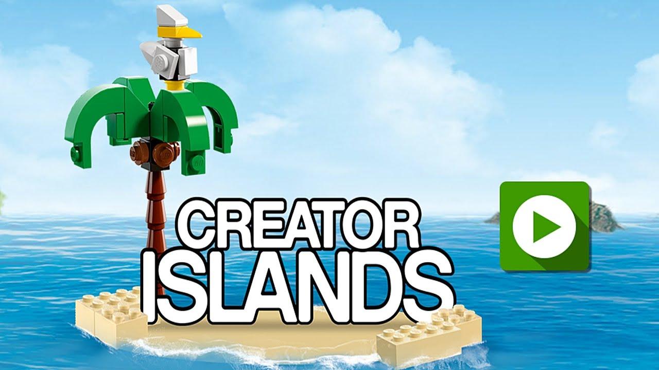 LEGO Creator Island App - iPad, Android - Kostenloses ...