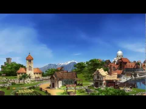 1100AD Multiplayer Browser Strategy Game – Official Trailer HD