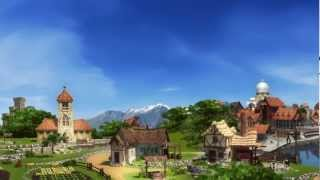 1100AD Multiplayer Browser Strategy Game - Official Trailer HD