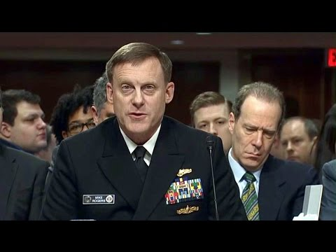 Senate Armed Services Committee Hearing on Foreign Cyber Thr