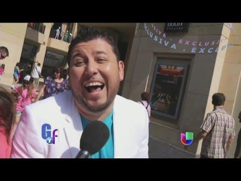 Roberto Tapia nunca pagará para cantar corridos - El Gordo y La Flaca