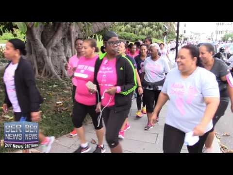 BF&M Breast Cancer Awareness Walk, October 21 2015