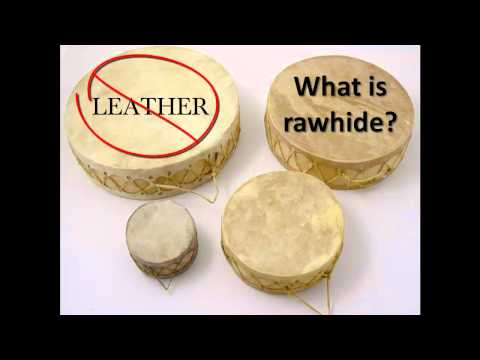 The Many Uses of Rawhide