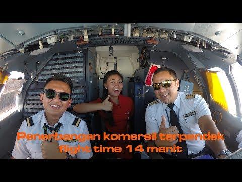 BTH - TNJ flight time 14min + ATC text #10