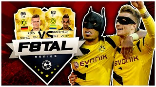 F8TAL REUS RISING: RETURN OF AUBATMAN! FIFA 16 ULTIMATE TEAM