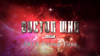 Doctor Who: 2013 Theme Tune - Clean Version [Download Link]