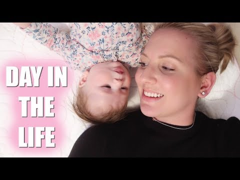 DITL OF A NEW MUM/MOM | IS THIS NORMAL? | Sarah-Jayne Fragola