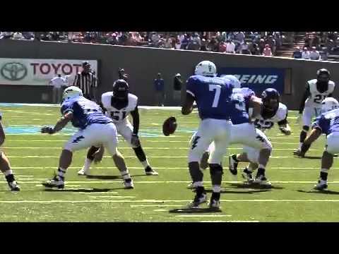 TCU vs. Air Force 2011 Football Highlights - YouTube