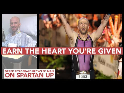 Spartan Up! Podcast #270: Derek Fitzgerald | Earning the Heart he Was Given