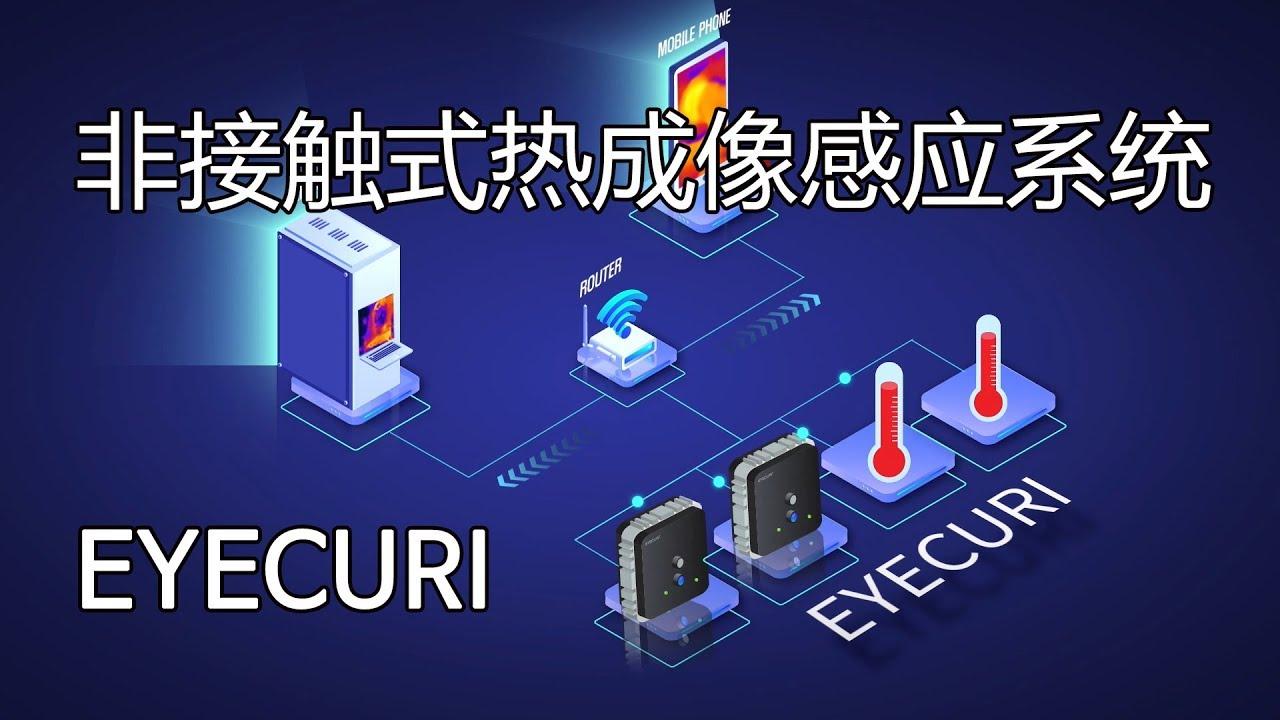 (CHN) 非接触式热成像感应系统 / EYECURI