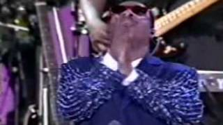 Stevie Wonder Did I Hear You Say You Love Me Live at Tokyo Dome 24 12 1990