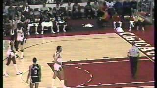 Throwback Sports - 11.13.1984 - San Antonio Spurs @ Chicago Bulls
