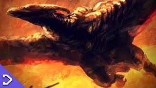 Rodan Is Made Of ROCK!? - Godzilla King Of The Monsters