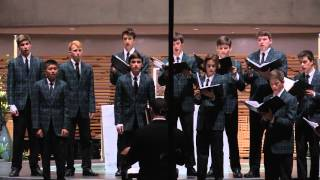 Amazing Grace/Nearer, My God, to Thee: Pacific Boychoir