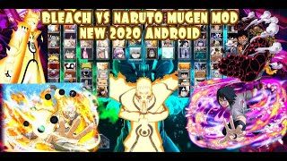 NEW BIG UPDATE! BLEACH VS NARUTO 3.3 MOD ANIME MUGEN ANDROID [DOWNLOAD]