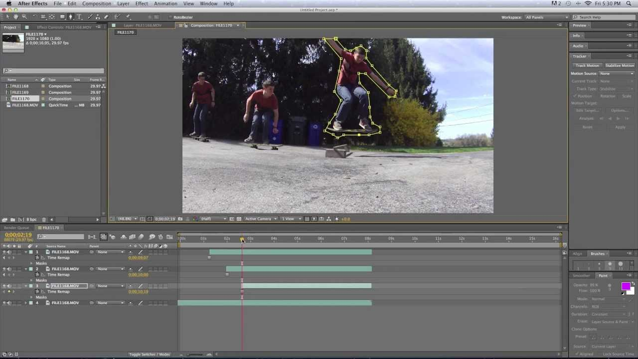 how to add freeze frame in imovie