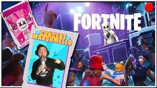 🔴 CONCERT DE MARSHMELLO FORTNITE BATTLE ROYALE EN DIRECT ! TOP 1 & EVENT !