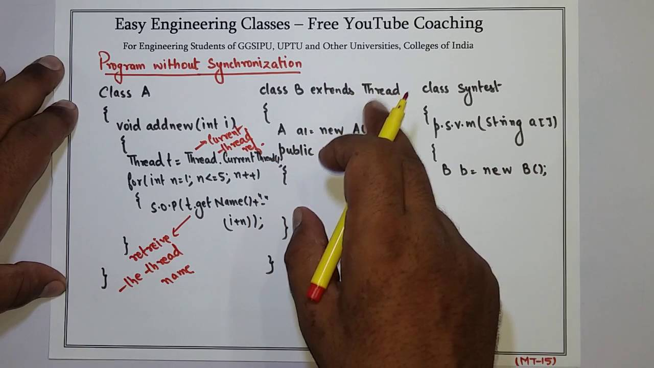 Java 8 programming tutorial: concurrent (multithreaded) programming w….