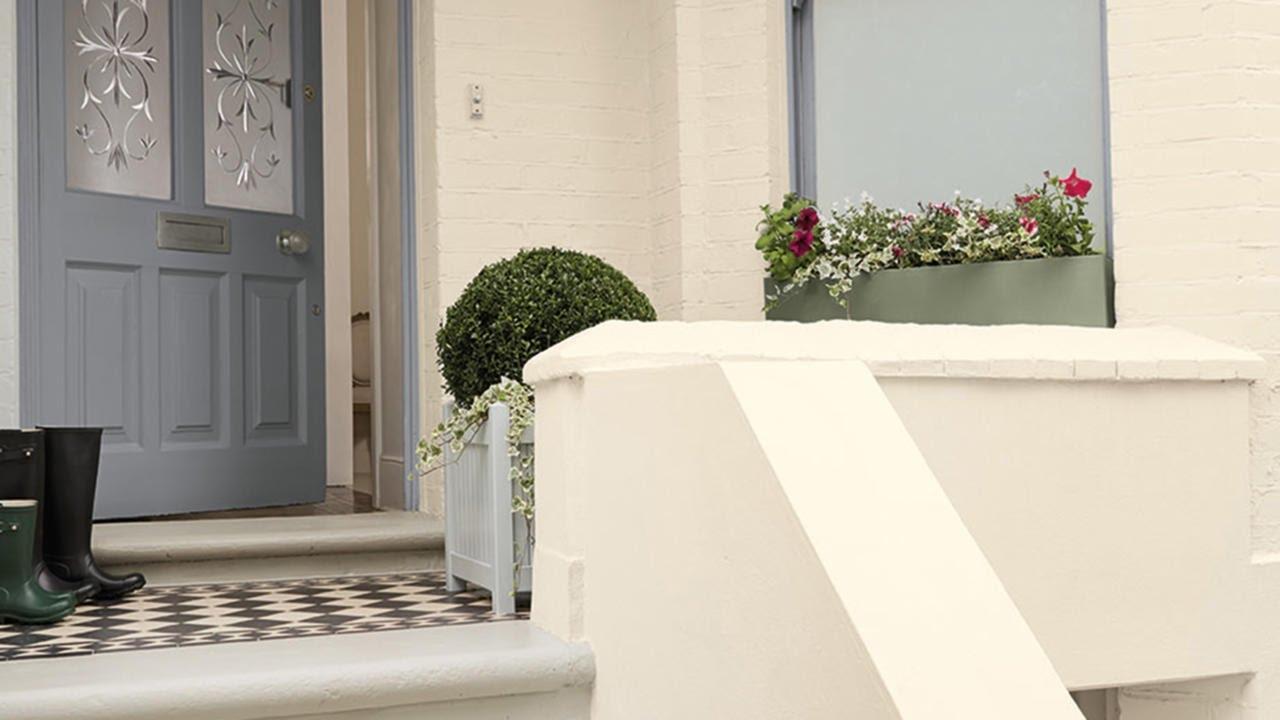 Victorian Front Door Colours Ideas UK - YouTube