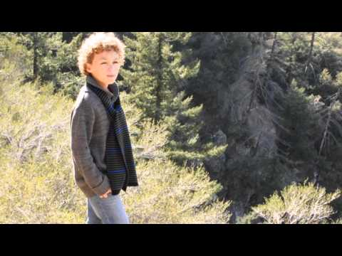 Evan Schelton singing Bird Without Wings