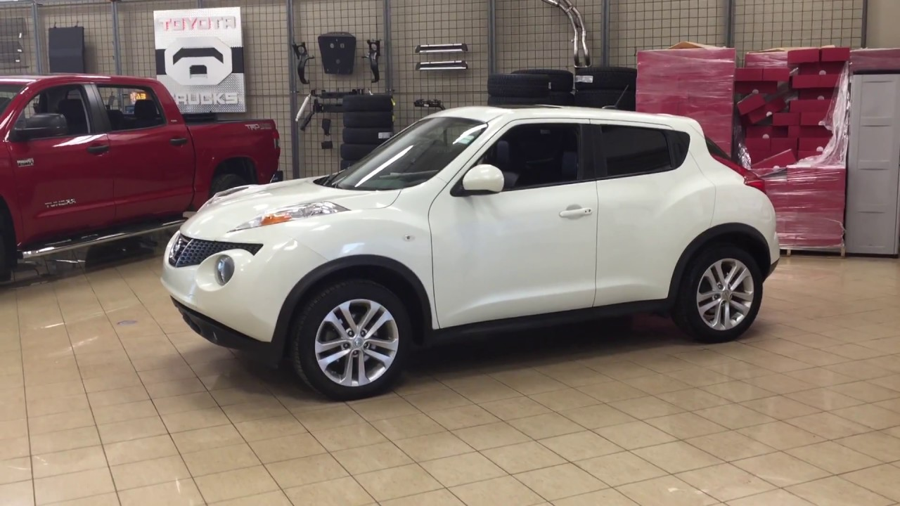 2011 Nissan JUKE SL Review