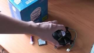 Компьютер своими руками  Урок 3 Рассматриваем процессор