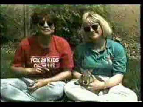 "WTTE Fox 28 Kids Club ""Take 1"" (1995) w/ Yolanda Harris"