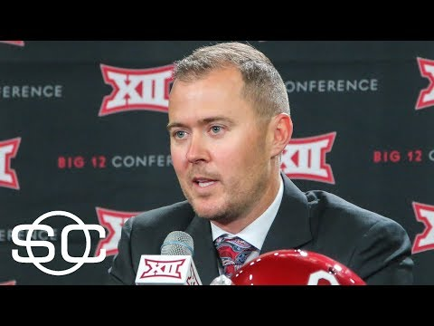 Lincoln Riley Trying To Fill Bob Stoops' Shoes At Oklahoma | SportsCenter | ESPN
