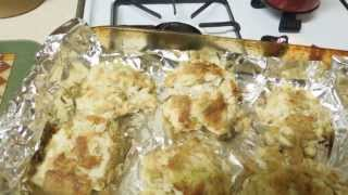 Oven Baked Maryland Crab Cakes & Old Bay