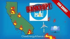 CA Electricity Flame Out