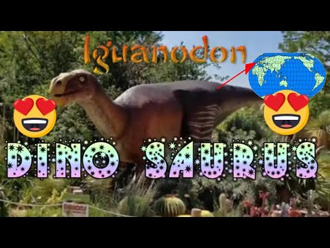 The Sound Effects of Iguanodon