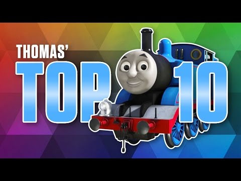 THOMAS' TOP 10 - The Best Episodes of THOMAS & FRIENDS