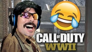 DrDisRespect's Best Moments playing Call of Duty WW2!