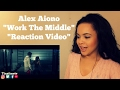 Alex Aiono Work The Middle Reaction Video mp3