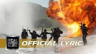 ก้าวหนึ่งในทะเล - โป่ง หิน เหล็ก ไฟ [OFFICIAL LYRIC]