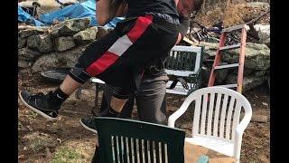 "BYW Wrestling- Hardcore ""Heavyweight Championship Belt Match"" P-Murphy vs Luke Haywood"