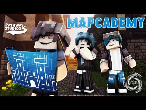 Mapcademy [Minecraft Marketplace] MAP MAKING TOY BOX