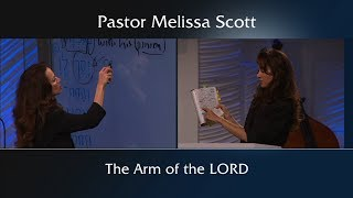 Isaiah 53:1 The Arm of the LORD - Dimensions of the Cross (Isaiah 53)