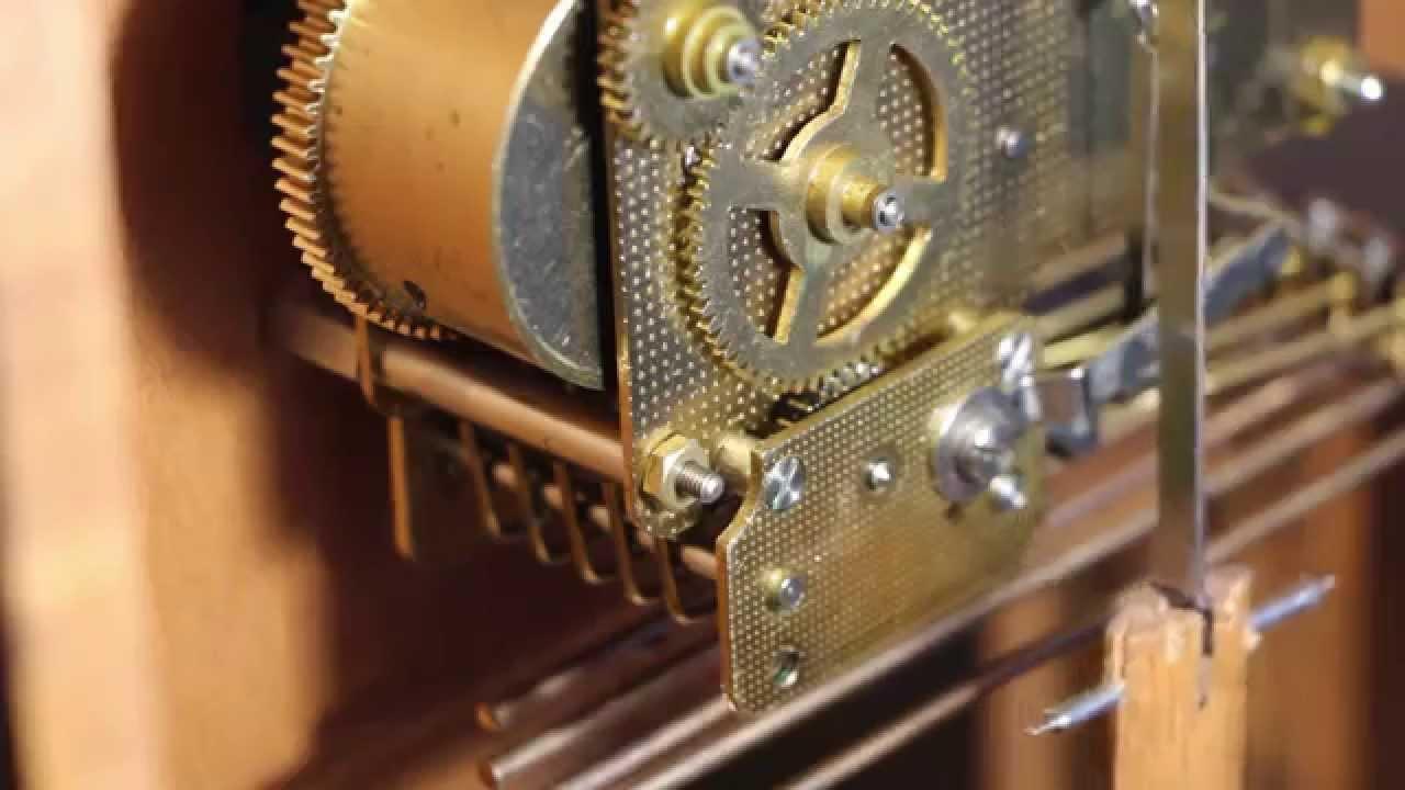 Howard miller mantel clock movements