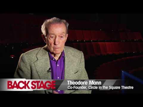 Theodore Mann Interview (Part 1)