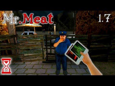 Обновление! Мистера Мита теперь можно арестовать   Mr. Meat 1.7